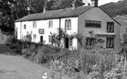 Hubberholme, the George Inn c1960