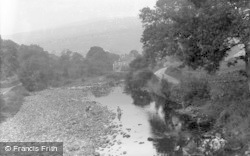 The River And Fells c.1933, Hubberholme