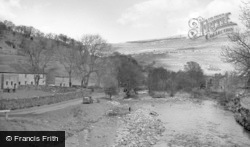 View From The Bridge c.1960, Hubberholme