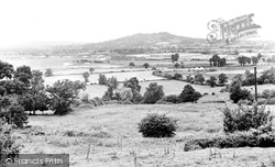 Hucclecote, Chosen Hill And General View c.1960