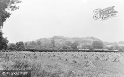 Hucclecote, Chosen Hill c.1955
