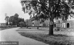 Hucclecote, Churchdown Lane c.1955