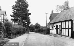 Hucclecote, Green Lane c.1955