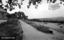 Huddersfield, Beaumont Park c.1960