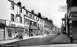 Huddersfield, Cross Church Street c.1960