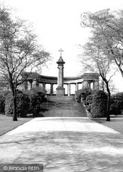 Huddersfield, Greenhead Park 1957
