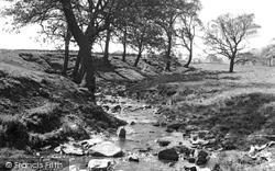 Huddersfield, Grimscar Valley c.1955