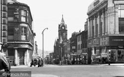 Huddersfield, King Street c.1960