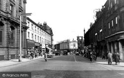 Huddersfield, New Street c.1960