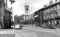 Huddersfield, St Peter's Parish Church 1957