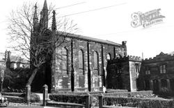 Huddersfield, The Catholic Church c.1960