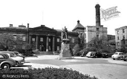 Huddersfield, The Hospital c.1960