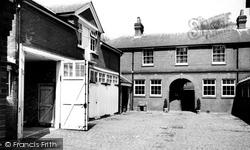 Hughenden Valley, Hughenden Manor Stables c.1960