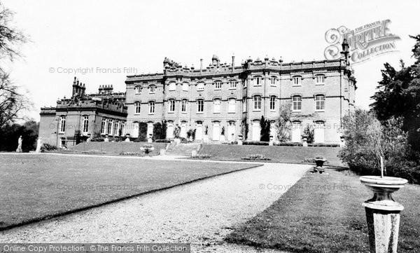 Hughenden Valley, Manor c1955