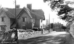 Langport Hill c.1955, Huish Episcopi