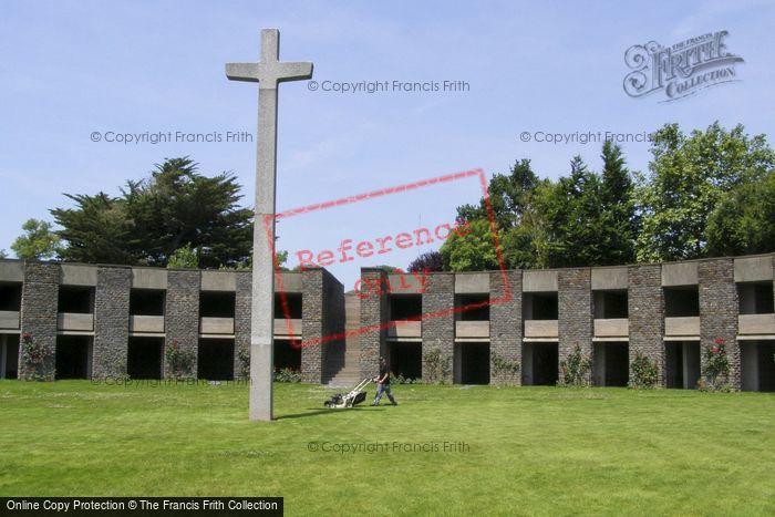 Photo of Huisnes Sur Mer, German War Cemetery 2008