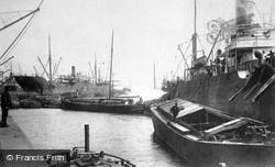 Hull, Alexandra Dock 1903, Kingston Upon Hull