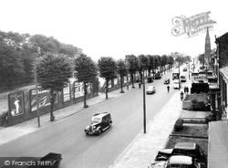 Hull, Anlaby Road c.1960, Kingston Upon Hull