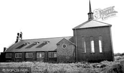 Hull, Church Of The Ascension, Calvert Lane c.1960, Kingston Upon Hull