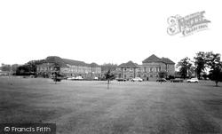Hull, Ferens Hall, Hull University c.1965, Kingston Upon Hull