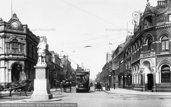Photo of Hull, George Street 1903