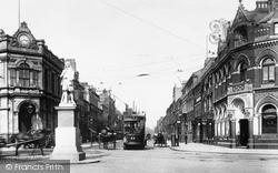 Hull, George Street 1903, Kingston Upon Hull
