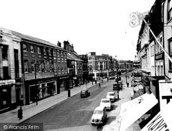 Hull, George Street c.1960, Kingston Upon Hull