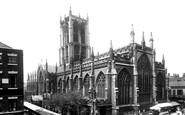 Hull, Holy Trinity Church 1903