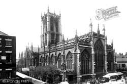 Hull, Holy Trinity Church 1903, Kingston Upon Hull