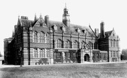 Hull, Hymers College 1903