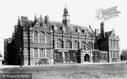 Hull, Hymers College 1903, Kingston Upon Hull