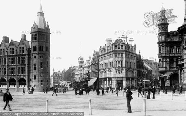 Hull, King Edward Street 1903
