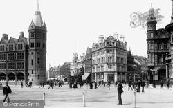 Hull, King Edward Street 1903, Kingston Upon Hull