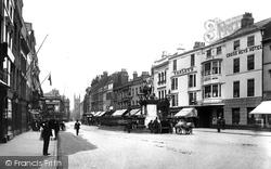 Hull, Market Place 1903, Kingston Upon Hull