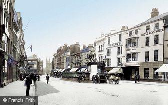 Hull, Market Place 1903