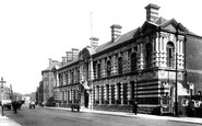 Hull, New Police Station 1903