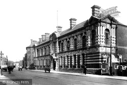 Hull, New Police Station 1903, Kingston Upon Hull
