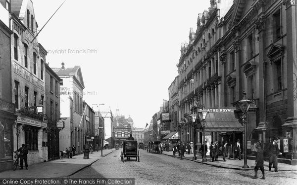 Photo of Hull, Paragon Street 1903