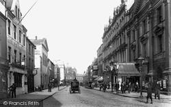 Hull, Paragon Street 1903, Kingston Upon Hull
