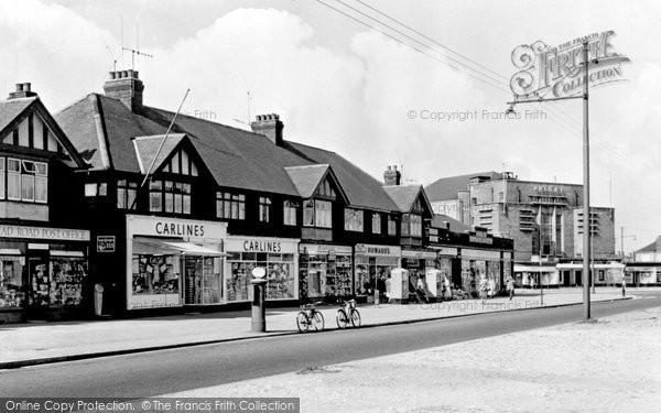 Photo of Hull, Priory Cinema, Spring Bank West c.1960