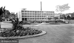 Hull, Queens Gardens c.1965, Kingston Upon Hull