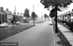 Hull, Spring Bank West c.1965, Kingston Upon Hull