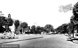 Hull, St Martin's Church, Anlaby Road c.1960, Kingston Upon Hull