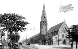 Hull, St Matthew's Church, Anlaby Road 1903, Kingston Upon Hull