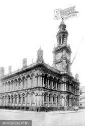 Hull, The Guildhall 1903, Kingston Upon Hull