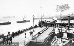 Hull, The Humber 1903, Kingston Upon Hull