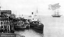 Hull, The Pier 1903, Kingston Upon Hull