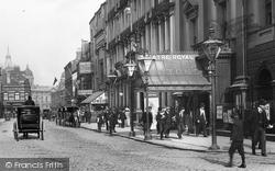 Hull, Theatre Royal, Paragon Street 1903, Kingston Upon Hull