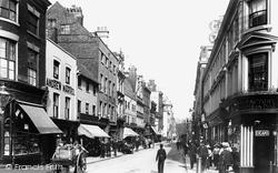 Hull, Whitefriargate 1903, Kingston Upon Hull
