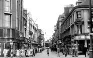 Hull, Whitefriargate c1955